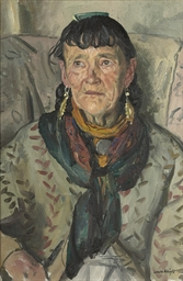 Old Gipsy Woman, 'Granny Smith