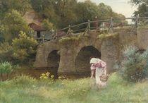 Eashing Bridge, near Godalming