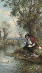 The student angler