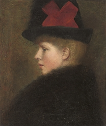 Portrait of Mary Frederica 'Ni