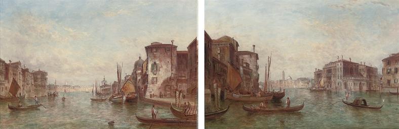 Barbariya Palace, Venice; and
