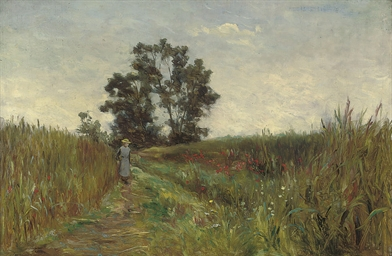 A walk through the fields