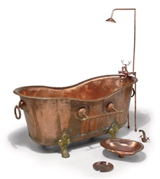 A COPPER BATH