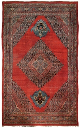 A BIJAR CARPET, NORTH-WEST PER