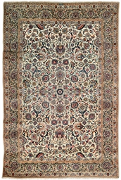 A KASHAN CARPET, CENTRAL PERSI