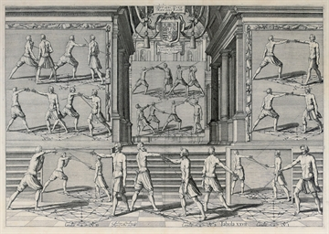 Eleven plates depicting the Ar