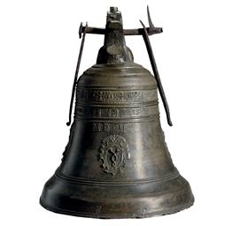A BRONZE BELL