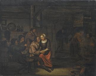 Interno di taverna