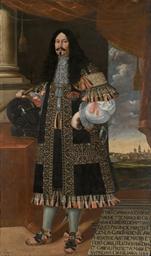 Ritratto di Ferdinando Cavrian