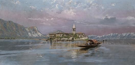 Lago Maggiore, l'Isola dei Pes