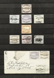 Lichaam en geest - eight stamp