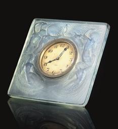 NAÏADES CLOCK NO.764