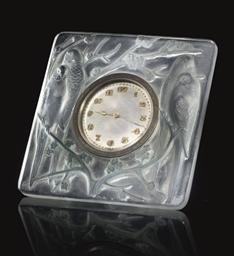 INSÉPERABLES CLOCK NO. 765