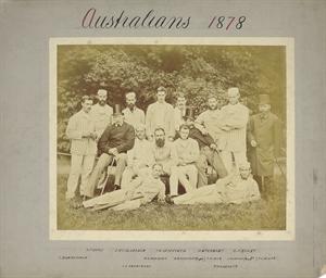 AUSTRALIAN TOUR, 1878