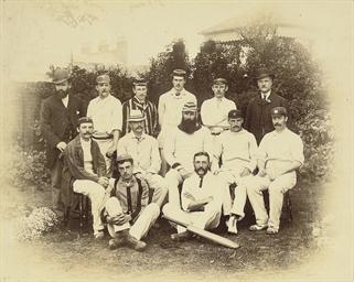 ENGLAND v AUSTRALIA, 1884