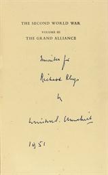CHURCHILL, Winston Leonard Spe