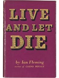 FLEMING, Ian (1908-64). Live a
