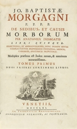 MEDICINE & SCIENCE -- MORGAGNI