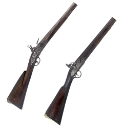 A 13-BORE COMPOSITE FLINTLOCK