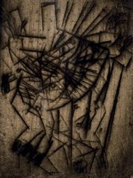 Crucifixion (Arntz 367)