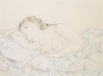 Nu allongé (Madeleine)