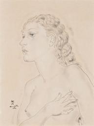 Portrait de Madeleine
