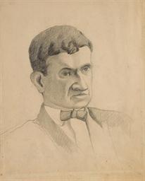 Portrait d'Yvan Goll