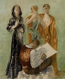 Les trois grâces de la mode