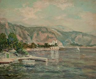 La baie de Beaulieu