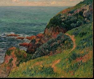Les falaises de Port-Mélite, I