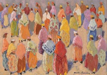 Femmes à Prizren (Kosovo)