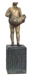 CLAUDE LALANNE (b. 1924)