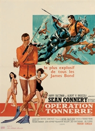 Thunderball  Operation Tonnerr