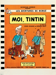 I, Tintin  Moi, Tintin