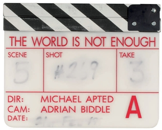 The World Is Not Enough, 1999