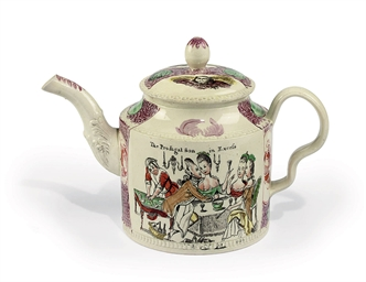 A WILLIAM GREATBATCH CREAMWARE