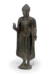 A SOUTH-EAST ASIAN FIGURE OF A