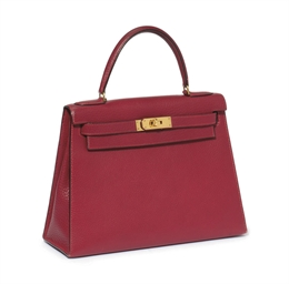 A ROUGE H ARDENNES 'KELLY' BAG