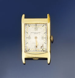 A wristwatch, by Vacheron & Co