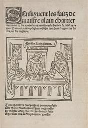 CHARTIER, Alain (ca. 1385-143)