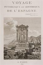 LABORDE, Alexandre Louis Joseph, comte de (1774-1842) Voyage