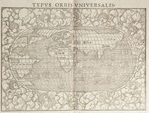 MUENSTER, Sébastien (1489-1552) Cosmographiae Universalis Li