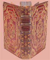 [RELIURE] -- Almanach royal, année MDCCLXIX Paris: Le Breton