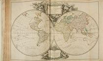 ROBERT DE VAUGONDY, Didier (1723-1786) Atlas Universel Paris