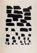 [DE STAEL] -- CHAR, René (1907-1988). Poèmes. Paris: Aux dépens de l'artiste, 1952 (achevé d'imprimer en novembre 1951).