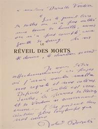 [FALKÉ] -- DORGELÈS, Roland (1