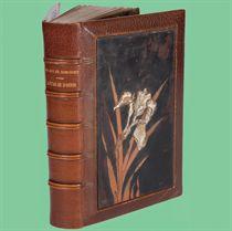 GONCOURT, Edmond (1822-1896) & Jules (1830-1870) de. L'Italie d'hier. Notes de voyages 1855-1856. Entremêlés de croquis de Jules de Goncourt jetés sur le carnet de voyage. Paris: Lahure pour la librairie L. Conquet, 1894.