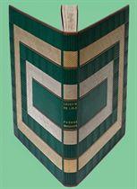 [JOUVE] -- LECONTE DE LISLE, Charles (1818-1894). Poèmes barbares. Lausanne: Gonin & Cie, 1929-1931.