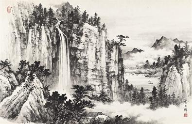 Huang Junbi (1898- 1991)