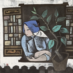 HU YONGKAI (BORN 1945)